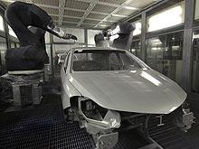 Инновационный метод покраски автомобилей разработан автопроизводителем Honda